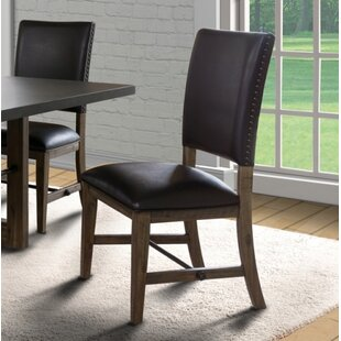 Bullard Upholstered Dining Chair (Set Of 2) by Millwood Pines Modern