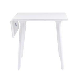 White Round Drop Leaf Table Wayfaircouk - Wayfair white round table