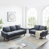 Callahan 2 Piece Standard Living Room Set by Corrigan Studio®