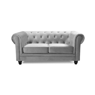 Trevorton 2 Seater Chesterfield Loveseat By ClassicLiving
