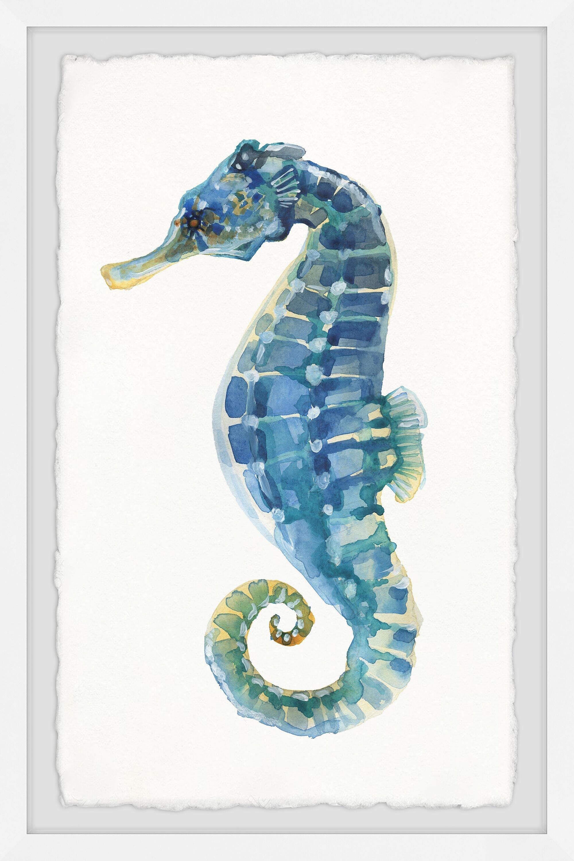 Seahorse Wall Art You Ll Love In 2021 Wayfair