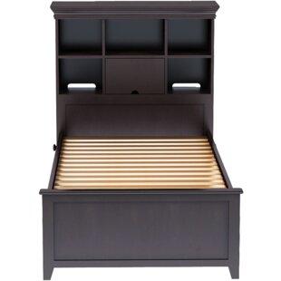 Cowan Twin Panel Bed by Harriet Bee