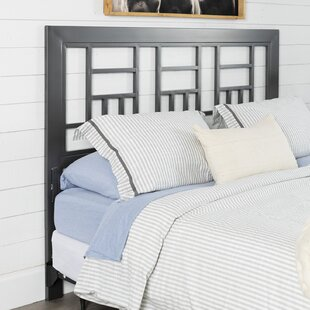 Big Save Ofelia Metal Square Queen Panel Headboard by Williston Forge
