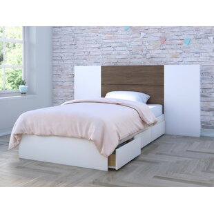 Bourquin Storage Platform Bed
