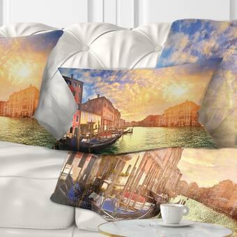 Highland Dunes Delphos Crab Pillow Wayfair