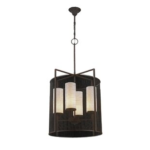 17 Stories Vondell 4-Light Pendant