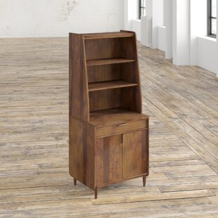 Cutrer 1-Drawer Vertical Filing Cabinet And Hutch by Mercury Row