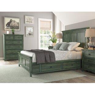 Sefton Storage Platform Bed by Three Posts