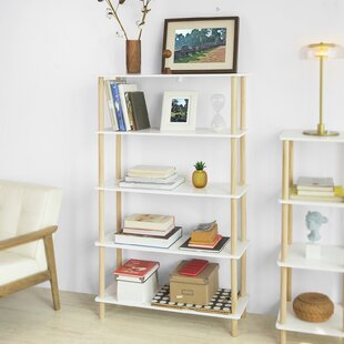 Crilly Bookcase By 17 Stories