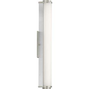 Orren Ellis Deforest Linear 1-Light LED Bath Sconce