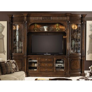 Cachet Entertainment Center