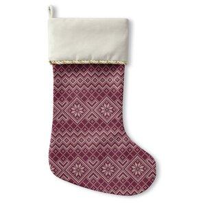 Purple Christmas Stockings You'll Love | Wayfair