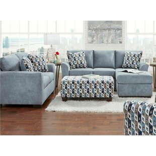 Paes 3 Piece Living Room Set by Red Barrel Studio