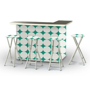 Best of Times Patio 8 Piece Bar Set