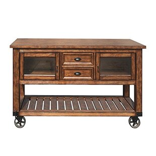 Hermann Kitchen Cart by Loon Peak