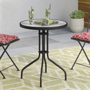Myrna Glass Dining Table by Zipcode Design