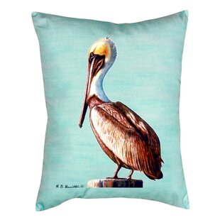 Tovar Pelican Indoor/Outdoor Lumbar Pillow