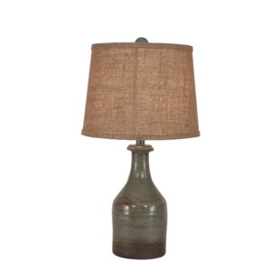 Hakes Small Clay Jug 23 Table Lamp