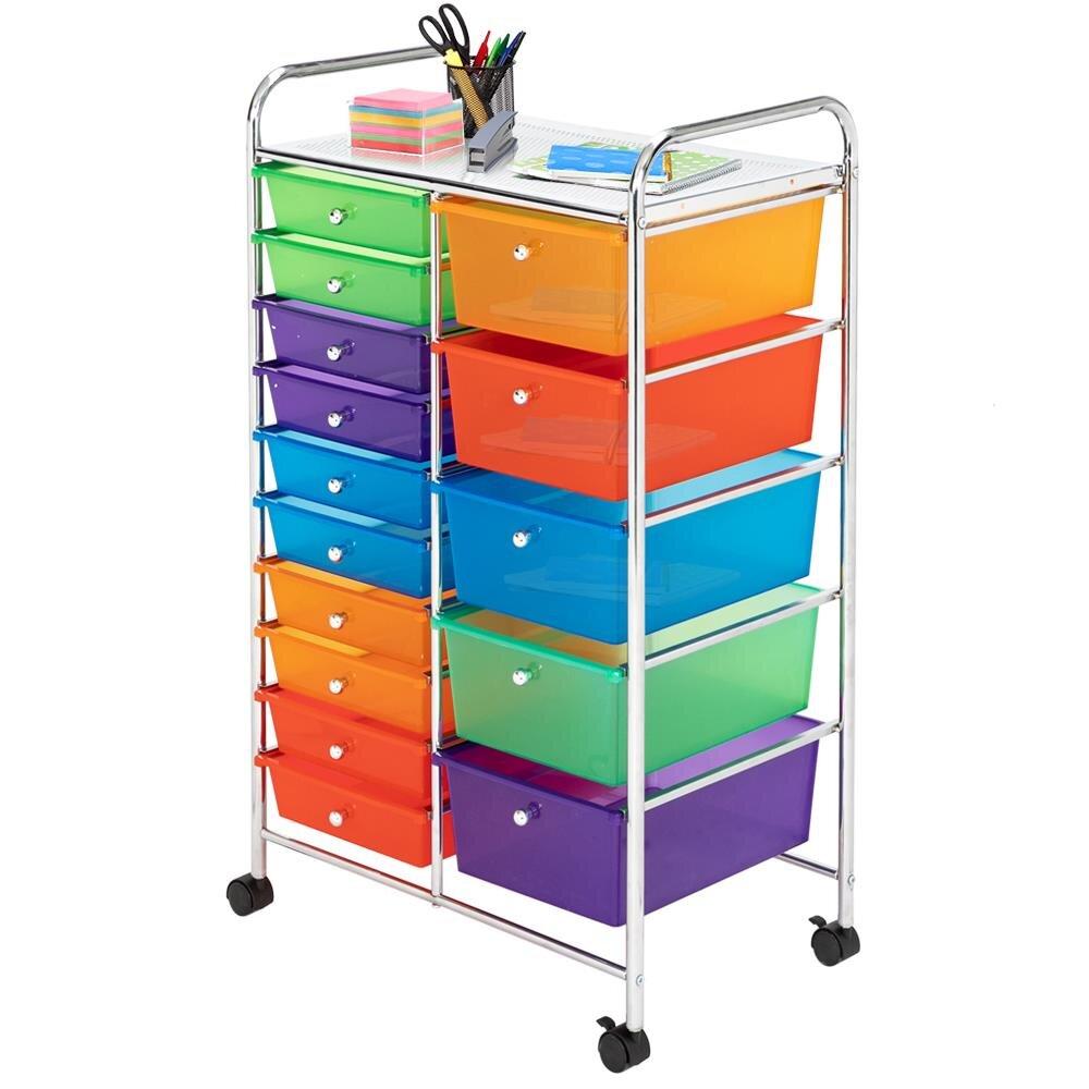 Green Storage Drawers You Ll Love In 2021 Wayfair