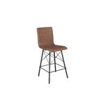 Brogdon Swivel 26'' Counter Stool (Set of 2) by 17 Stories