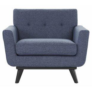Zipcode Design Amber Linen Armchair