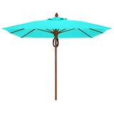 Burruss 7.5 Square Market Umbrella