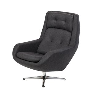 Design Tree Home Commander Swivel Armchair