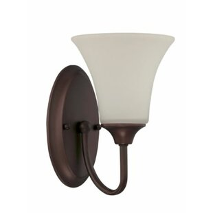 Fiala Vanity Armed Sconce by Charlton Home