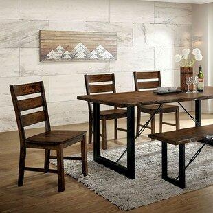 Sherwood Dining Table by Loon Peak