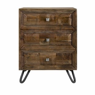 Dionne 3-Drawer Accent Chest by Foundry Select