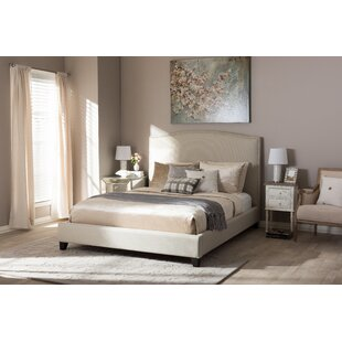 Wholesale Interiors Aisling Upholstered Platform Bed