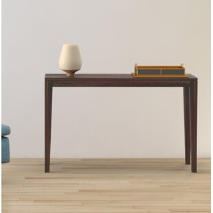 Enjoyable Guifford Bamboo Console Table Pabps2019 Chair Design Images Pabps2019Com
