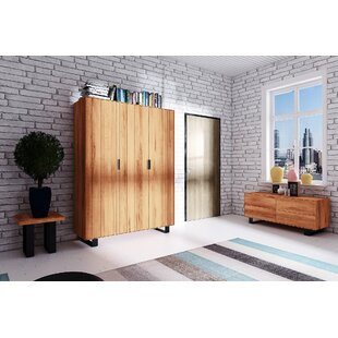 Daum 3 Door Wardrobe By Williston Forge