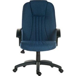 High-Back Executive Chair By Brayden Studio