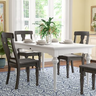 Darby Home Co Westmont Solid Wood Dining ..
