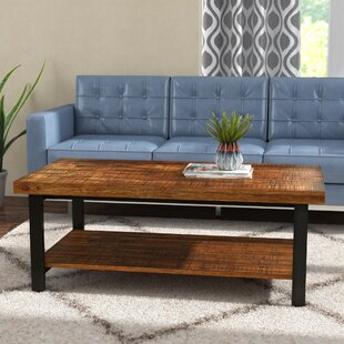 Hayles Coffee Table with Tray Top