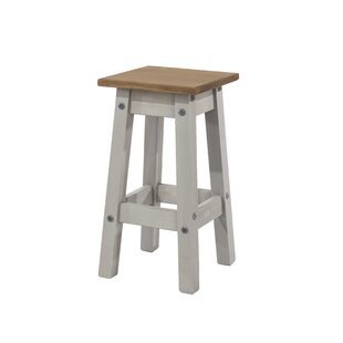 Shoup 51cm Bar Stool (Set Of 2) By August Grove
