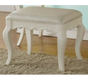 Harriet Bee Eddins Vanity Stool