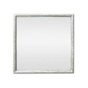Bloomsbury Market Michaelis Aluminum Accent Mirror