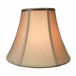 8 Silk/Shantung Bell Lamp Shade
