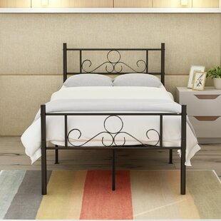Caleigh Metal Bed Frame