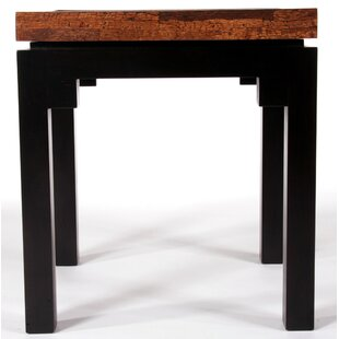 Kan Penshell End Table by Indo Puri