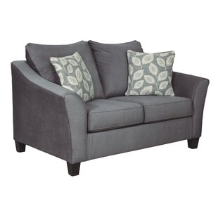 Read Reviews Snedeker Loveseat by Charlton Home Reviews (2019) & Buyer's Guide