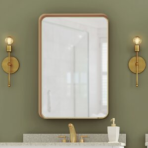 Rectangle Accent Mirror