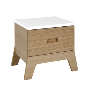 Archipel 1 Drawer Nightstand By Sofamo