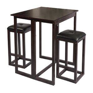The Bay Shore 3 Piece Dining Set by Wildon Home ?
