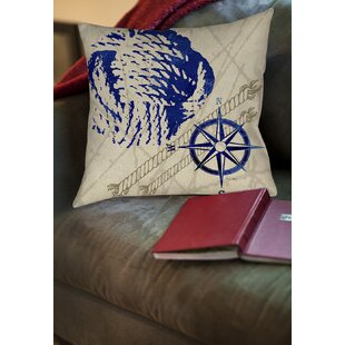Clermont Printed Throw Pillow