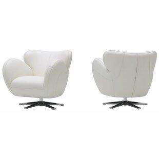 Orren Ellis Cana Swivel Lounge Chair