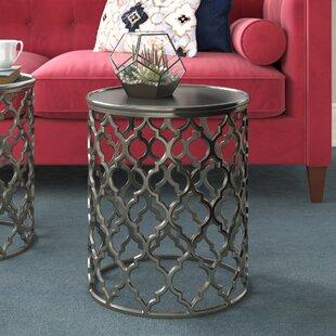 Daniella End Table by Willa Arlo Interiors