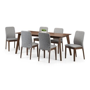 Union Dining Set With 6 Chairs By George Oliver